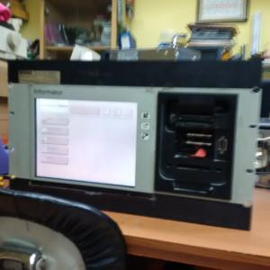 LCD Informator Schlaforst AC-338