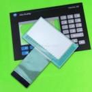 LCD Touch Screen & Membran Allen Bradley PV550